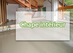 Chape-intérieur-trevaux-devis Devis Services