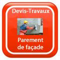 DEVIS-TRAVAUX-Façade-ravalement-enduit-Parement Devis Services
