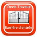 DEVIS-TRAVAUX-GRATUITS-Barrière d'entrée Devis Services