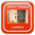 DEVIS-TRAVAUX-GRATUITS-Lambris Devis Services