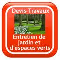 DEVIS-TRAVAUX-GRATUITS-entretien de jardin et d'espaces verts Devis Services