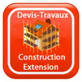 Devis-travaux-Construction-maison-Extension Devis Services