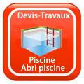 Devix-gratuits-travaux-Piscine-Abri piscine Devis Services