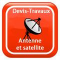DEVIS-TRAVAUX-Electricité-Courant-faible-Antenne et satellite