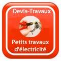 DEVIS-TRAVAUX-Electricité-Courant-faible-Petits travaux d'électricité