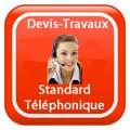 DEVIS-TRAVAUX-Electricité-Courant-faible-Standard téléphonique Devis Services