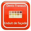 DEVIS-TRAVAUX-Façade-ravalement-enduit-Enduit-façade Devis Services