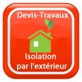 DEVIS-TRAVAUX-Façade-ravalement-enduit-Isolation par l'extérieur Devis Services