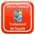 DEVIS-TRAVAUX-Façade-ravalement-enduit-Traitement Devis Services