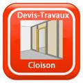 DEVIS-TRAVAUX-GRATUITS-Cloison Devis Services