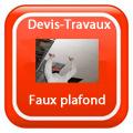 DEVIS-TRAVAUX-GRATUITS-Faux plafond Devis Services