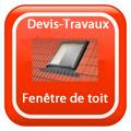 DEVIS-TRAVAUX-GRATUITS-Fenêtre de toit