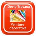 DEVIS-TRAVAUX-GRATUITS-Peinture décorative