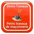 DEVIS-TRAVAUX-GRATUITS-Petits travaux de maçonnerie