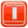 DEVIS-TRAVAUX-GRATUITS-Porte d'intérieur