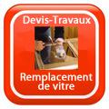 DEVIS-TRAVAUX-GRATUITS-Remplacement de vitre Devis Services