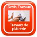 DEVIS-TRAVAUX-GRATUITS-Travaux de plâtrerie Devis Services