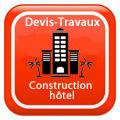 Devis-travaux-gratuits-Construction hôtel Devis Services