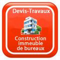 Devis-travaux-gratuits-Construction immeuble de bureaux