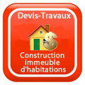 Devis-travaux-gratuits-Construction immeuble d'habitations Devis Services