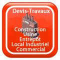 Devis-travaux-gratuits-Construction usine - entrepôt - local industriel ou commercial