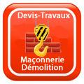 Devix-Maçonnerie-Démolition-travaux-maison-rennes