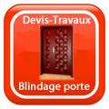 Devix-travaux-Blindage-porte Devis Services