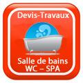 Devix-travaux-Salle-de-bains-WC-SPA Devis Services