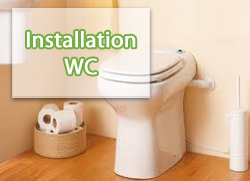 Installation WC Devis Services