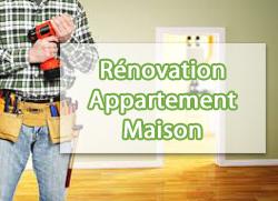 Rénovation-appartement-maison Devis Services