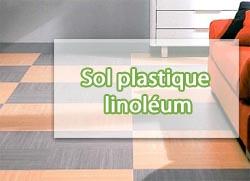 Sol-plastique-linoléum Devis Services