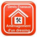devis-Gratuits-Aménagement d'un dressing