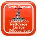 devis-Gratuits-rennes-Canalisation nettoyage, curage, débouchage