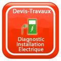 devis-travaux-Diagnostic installation électrique