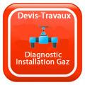 devis-travaux-Diagnostic installation gaz