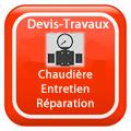 devis-travaux-rennes-Chaudière-entretien et réparation