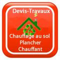 devis-travaux-rennes-Chauffage au sol (plancher chauffant) Devis Services