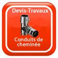 devis-travaux-rennes-Conduits de cheminée
