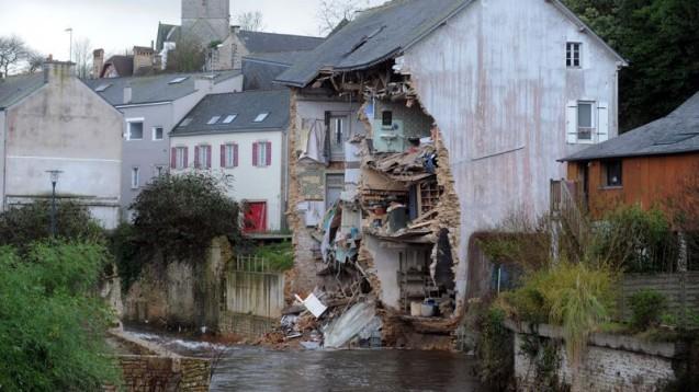 Assurance Habitation : les intempéries vont provoquer une hausse des tarifs en 2014