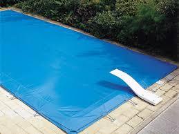 hivernage de la piscine couverture bâche