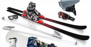 vacances au ski assurances équipements ski location