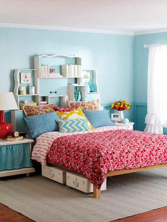 optimiser l'espace dans la chambre à coucher